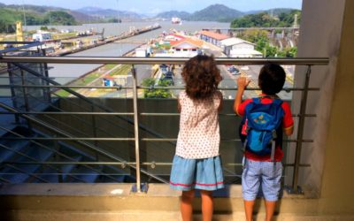 The Panama Canal with Kids: The Miraflores Visitor Centre