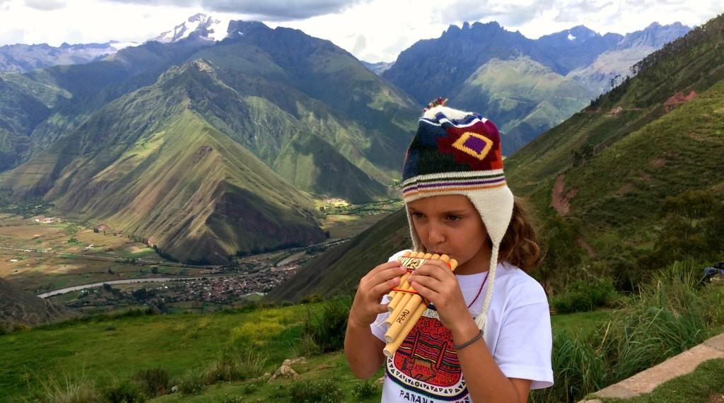 Peru with Kids