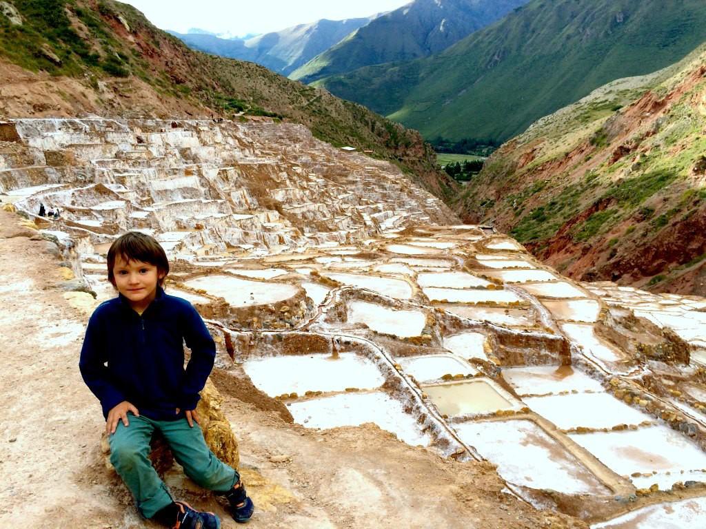 The Salt fields of Maras