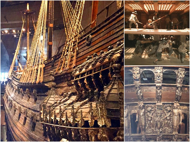 Things to do in Stockholm with Kids: The Vasa Museum