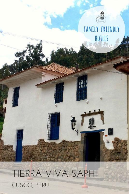 Tierra Viva Saphi Hotel, Peru. Hotel review for families.