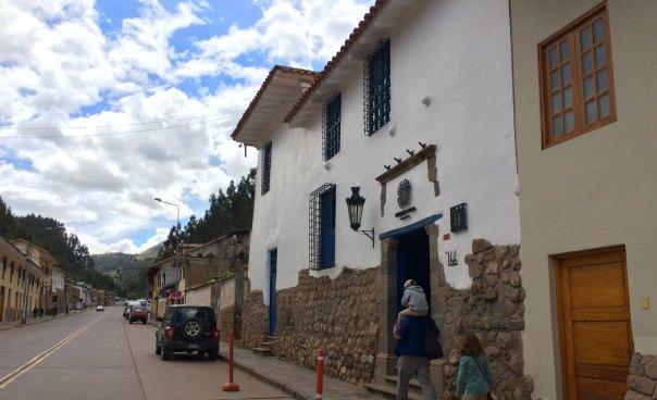Tierra Viva Saphi street