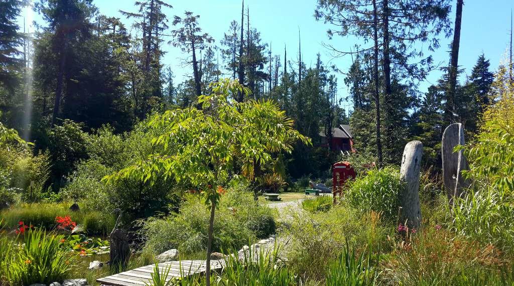 Tofino's Botanical Gardens