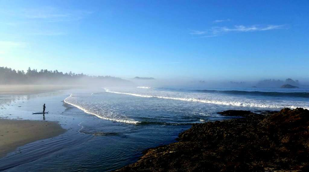Tofino is Canada's best surf spot