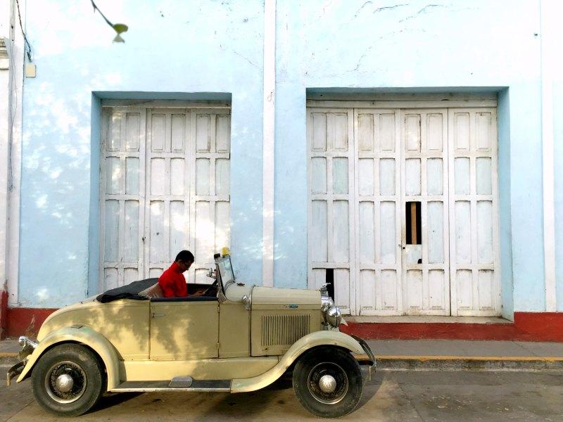 Trinidad car