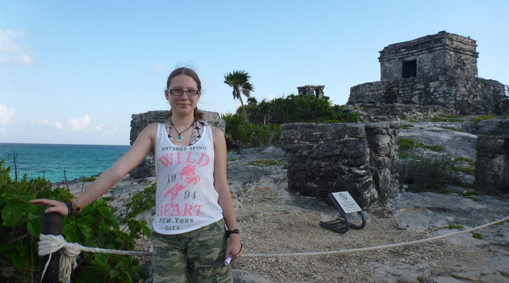 My Family Adventure: Riviera Maya, Mexico