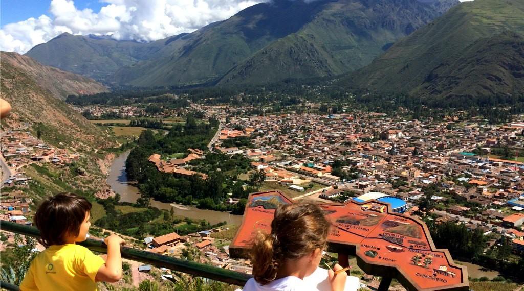 Urubamba in The Sacred Valley, Peru