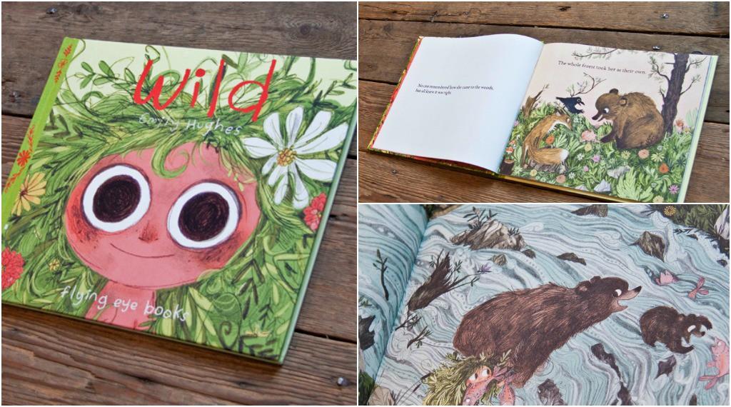 Best Books for Children Wild by Emily Hughes.