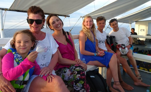 Whale Shark outing