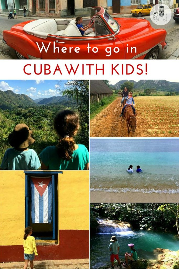 Where to go in Cuba with kids: A sample 10 day itinerary for families