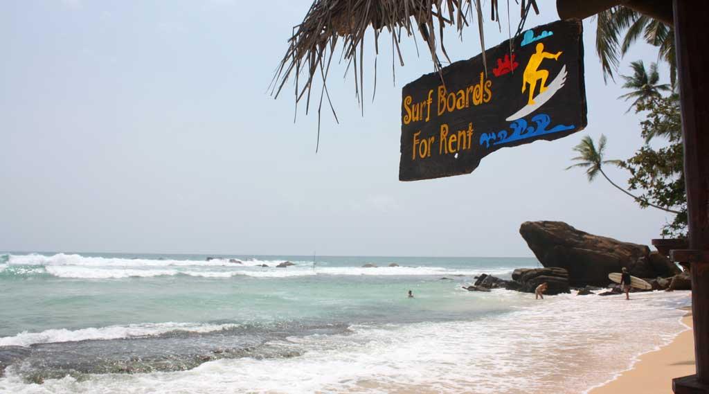 Sri Lanka Family Holiday Wijaya beach
