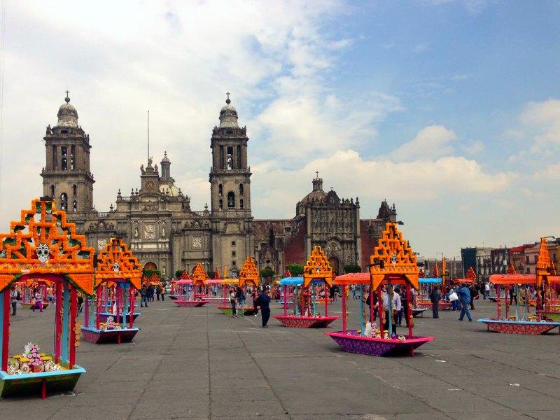 Mexico City with Kids: Exploring the Centro Histórico