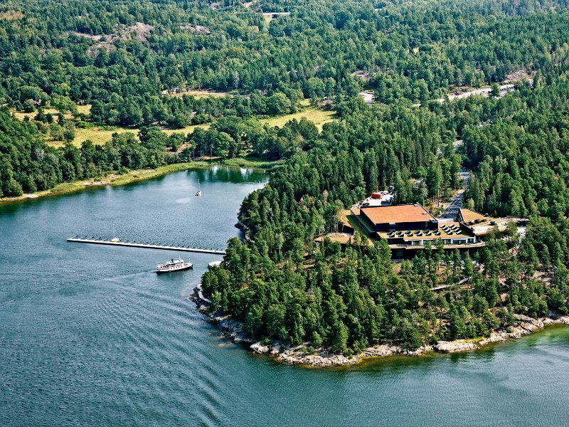 Things to do in Stockholm with Kids: Artipelag