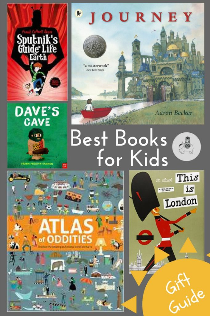 The Best Books for Kids that love to Travel via @globetotting