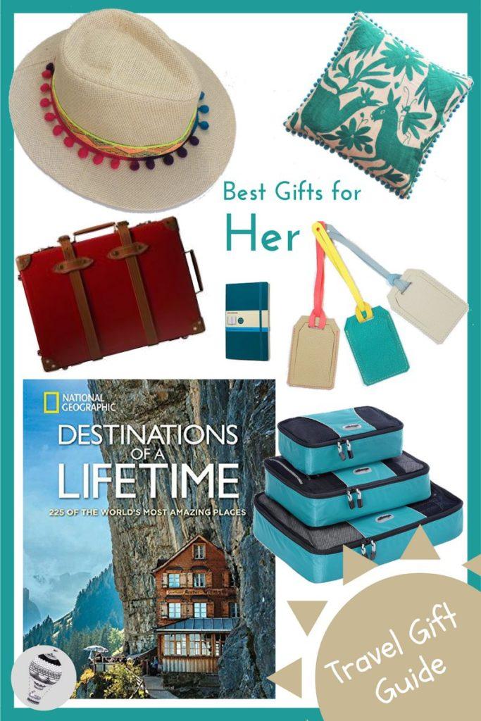 Best gifts for her via @globetotting