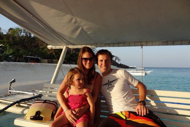 Club Paradise boat