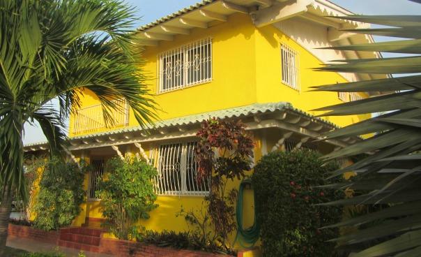 Casa Amarilla (main house)