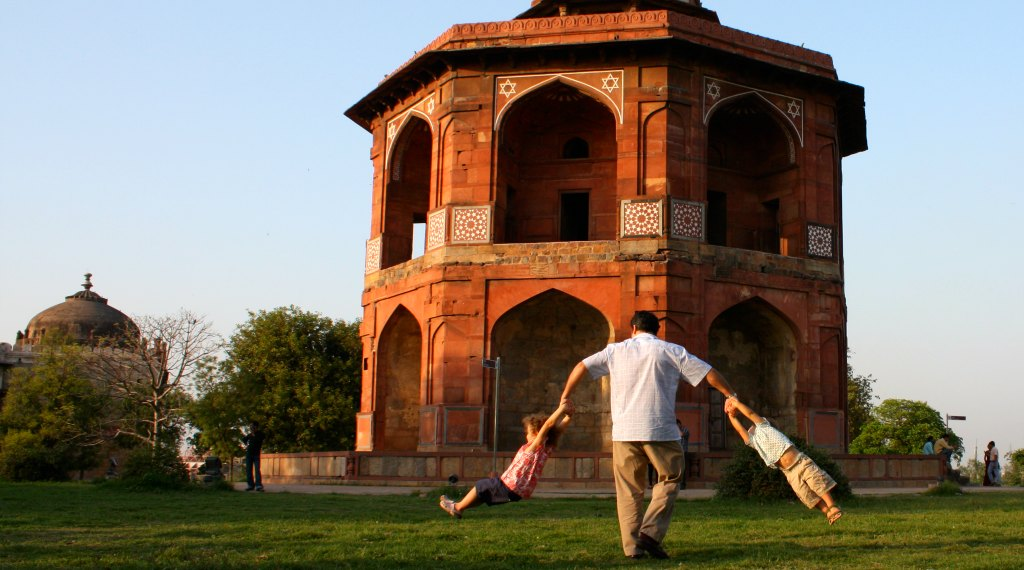 Things to do in Delhi with kids
