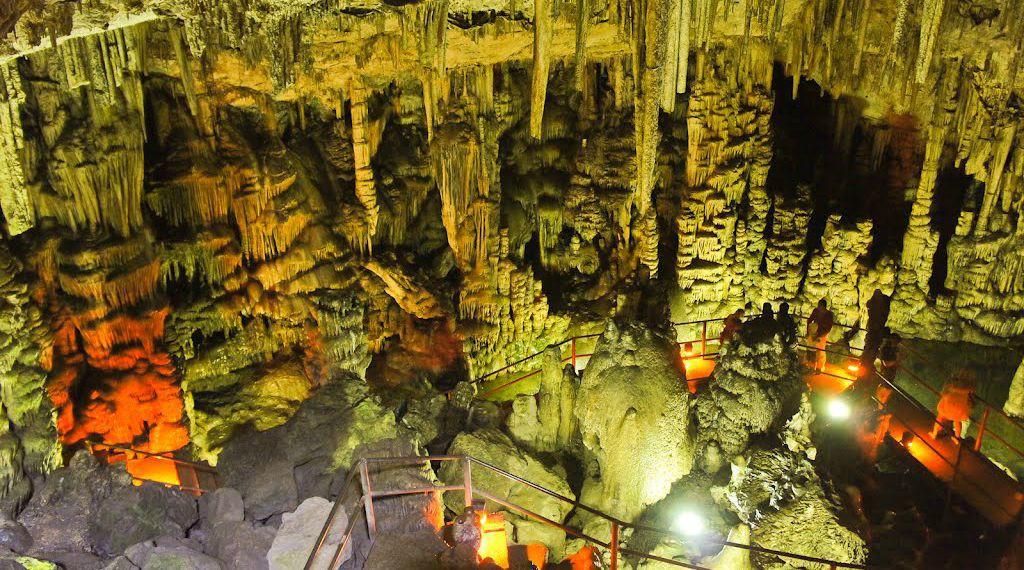 Dikteon Cave, Crete, Greece