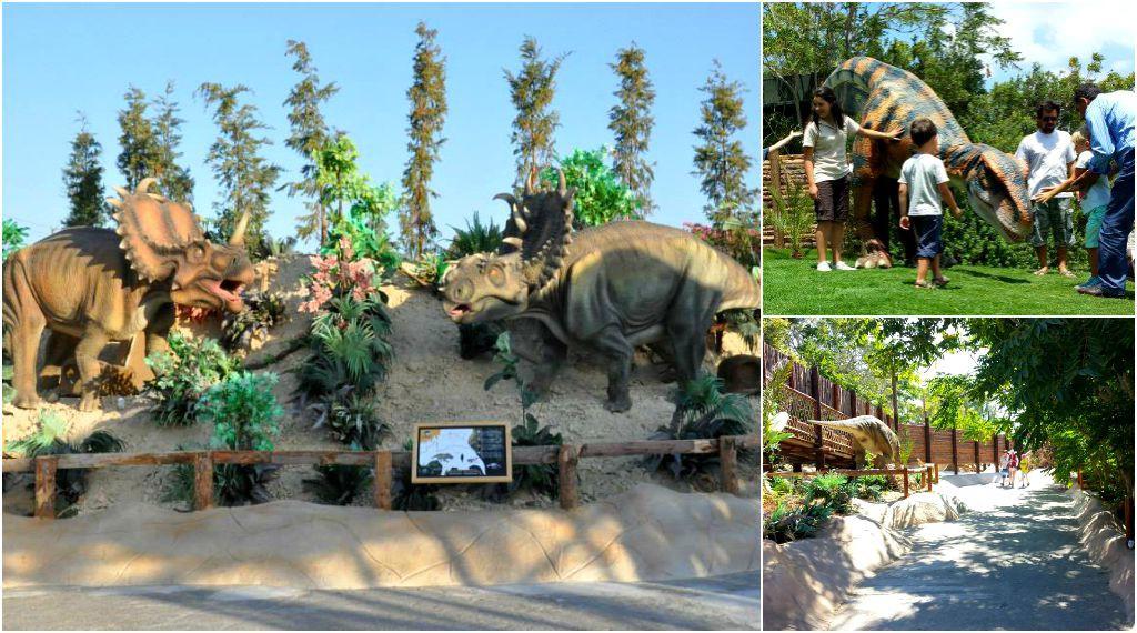 Dinosauria Park, Crete, Greece