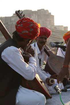 Jodhpur RIFF dusk