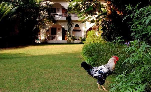 Shahar Palace, Jaipur, Rajasthan, India