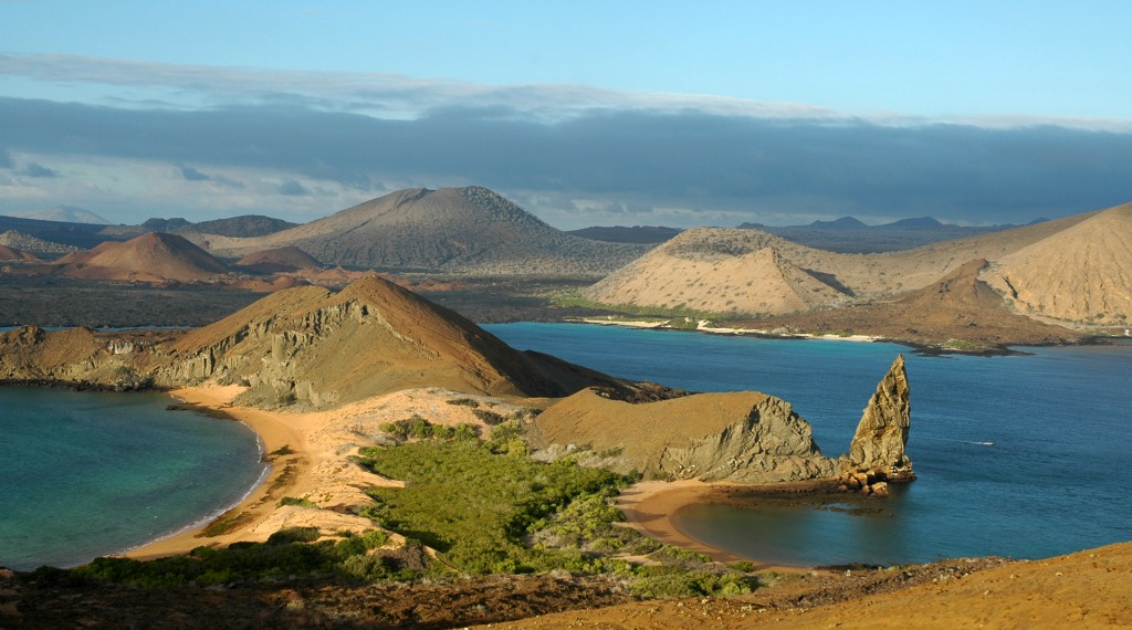The Galápagos Islands & Cloud Forest