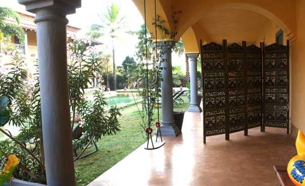 India with Kids: Family hotels in Goa