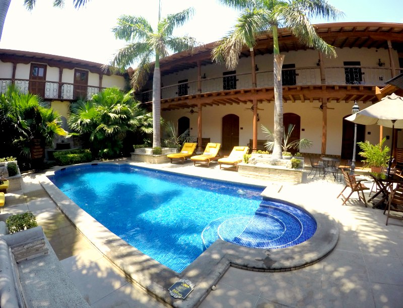 Hotel Plaza Colon Granada, Nicaragua