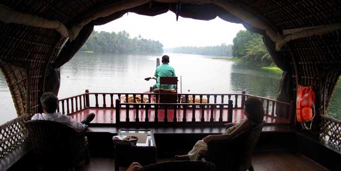Houseboat, Kerala