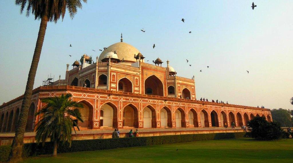 Humayuns Tomb, New Delhi