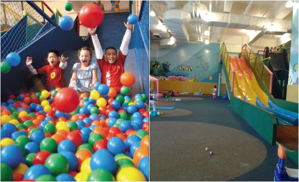 indoor play centre