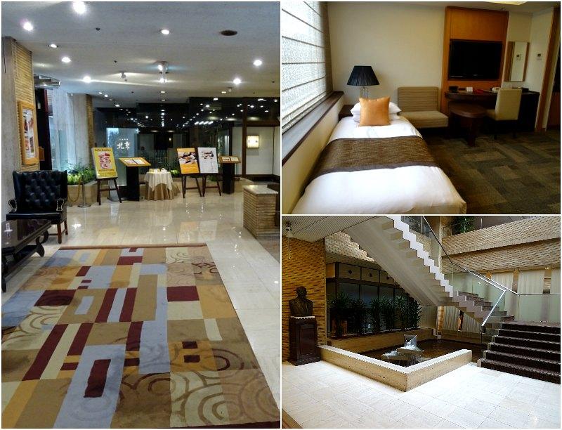 japan hotel, Shiba Park Hotel, Tokyo