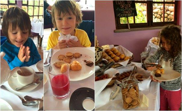 kids dream breakfast