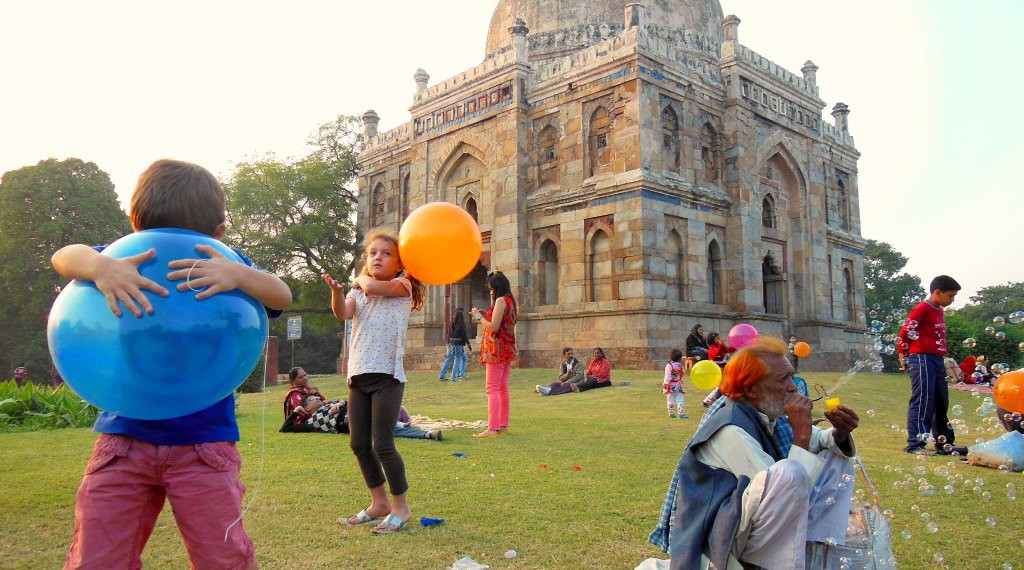 10 Things to do with kids in Delhi