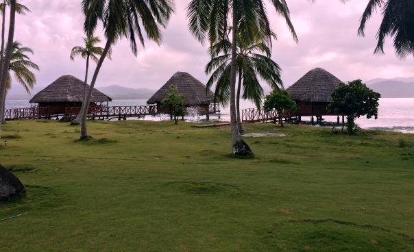 Over The Sea Cabanas