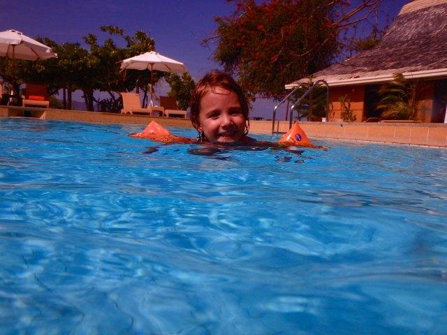 Club Paradise pool