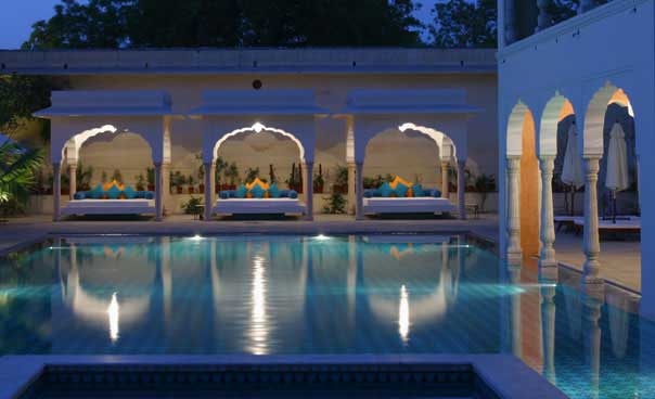 Samode Haveli, Jaipur India