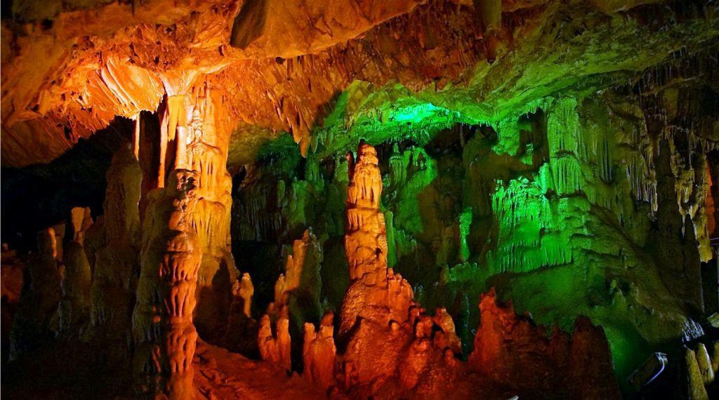 Sfedoni Cave, Crete, Greece