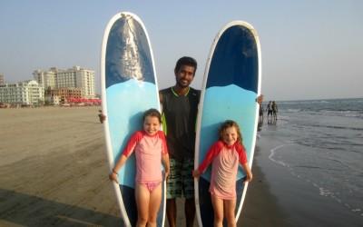 My Family Adventure: Trailing Grandparents in Bangladesh