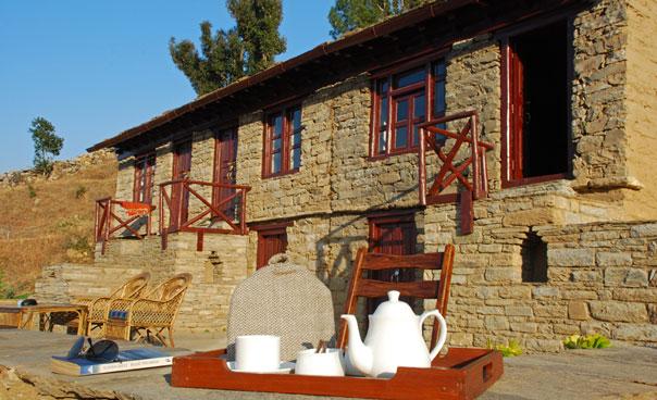 Itmenaan Estate, Kumaon Hills, Uttarakhand