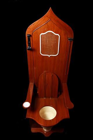 "toilet: ""Sanitation is more important than independence"" M.K. Gandhi"