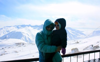 10 Things to do with Kids in Gulmarg, India (in the winter)