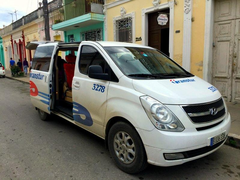 Cuba with Kids: transport in Cuba