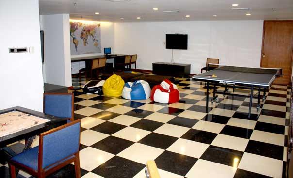 tweens room