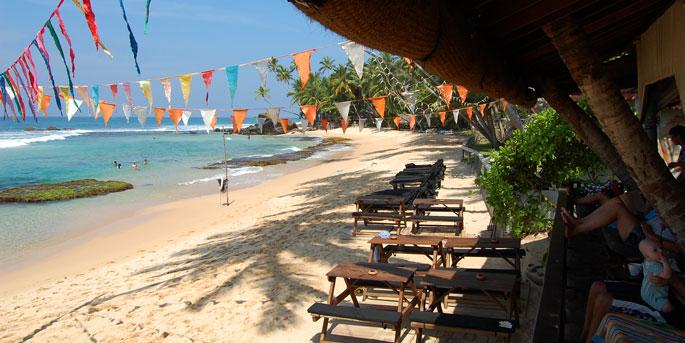 Wijaya Beach, Nr Galle, Sri Lanka